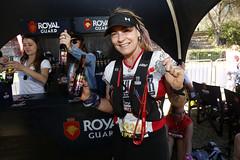 Activacion de cerveza Royal en The North Face Endurance Challenge Chile 2017.