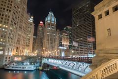 DSC05641 (sylviagreve) Tags: 2017 chicago chicagoriver tribunebuilding illinois unitedstates us