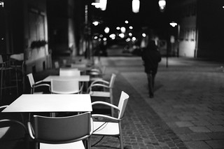 Time to go home (Leica M6)