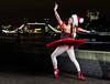 Ballet Day (mayflys_reach) Tags: christmas boxingday london freespirit girl woman portrait towerbridge dance dancer ballet red tutu