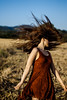 Summertime (LiGinn) Tags: summertime moment flash red hair nikon d60 50mm sunset girl redhead fields summer hot time life people person portrait eleonore dress all tuscany italy shoot shooting photography photographer scatto friend vogue portfolio d2x
