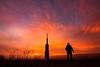 El último amanecer del 17 (arapaci67) Tags: amanecer naturaleza nature canon70d canonistas villanuevadelareina jaen andalucía andalusia spain españa red colores tokina creativephotography creative selfie