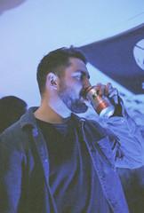 drink up / (luustra) Tags: fuji film superia 800 canon ft ql california