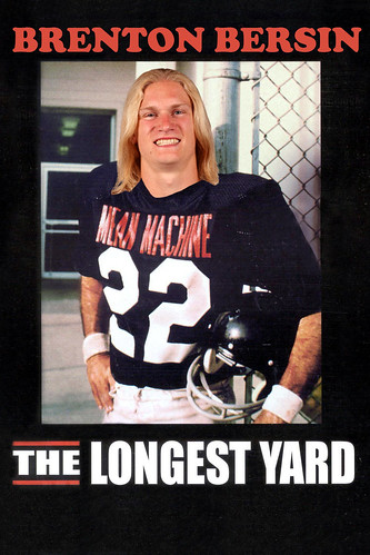 In 1976, Carolina Panthers receiver Brenton Bersin starred in The Longest Yard television pilot for ABC. Despite a solid script and hilarious cameos from Redd Foxx and Charles Nelson Reilly, it was not picked up for the fall season.