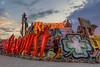 The Neon Boneyard (Tobias Neubert Photography) Tags: neonmuseum neonboneyard neonschild neonreklame neonsign stardust riviera lasvegas lasvegasstrip casino casinos usa
