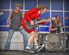 Strutt... (Harleynik Rides Again.) Tags: strutt acdc tribute act band hellsbells makingmusic harleynikridesagain