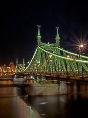 Liberty_bridge_Budapest_001 (Dreamaxjoe) Tags: longexposure bridge hosszuzarido szabadsaghid budapest
