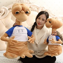 Classic ET Alien Plush Doll (mywowstuff) Tags: gifts gadgets cool family friends funny shopping men women kids home
