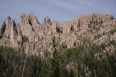 Needles Highway, Custer State Park, South Dakota 10/12/17 #custerstatepark #southdakota (Sharon Mollerus) Tags: custer southdakota unitedstates us cfptig17