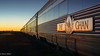 The Ghan (Deniz Kilicci) Tags: sony a6000 35mm sel35f18 train rail theghan ghan summer morning sunrise steel outback outdoors australia sky