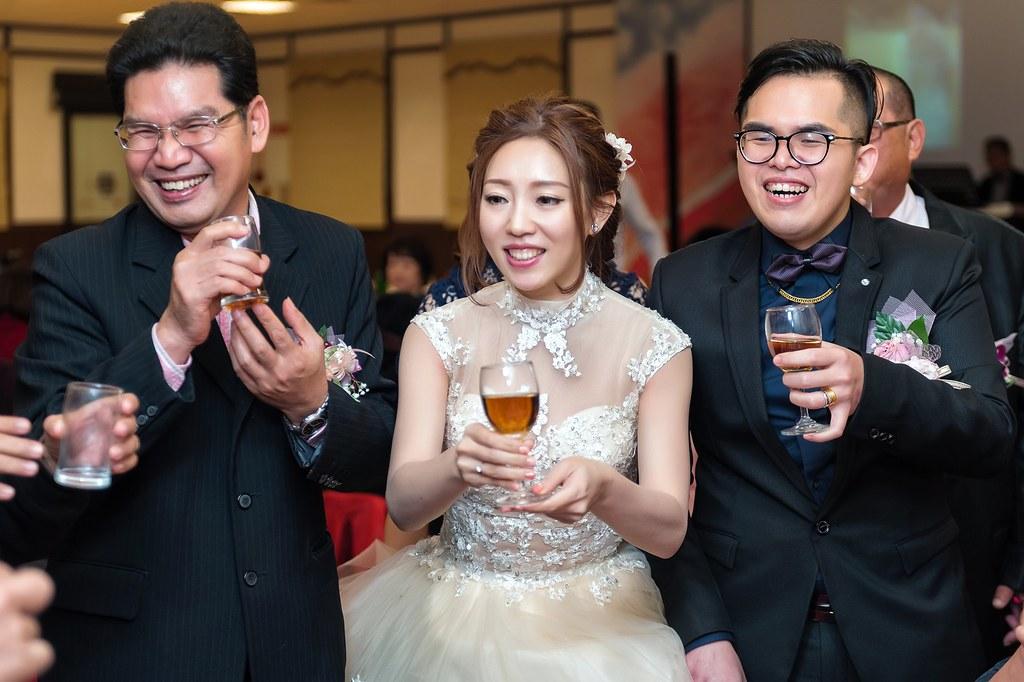 【婚攝】冠宇 & 依潔 / 嘉義新港香藝庭園餐廳