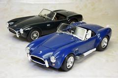cobra427_020b (tanayan) Tags: car model plamodel 124 scale miniature revell monogram ac cobra 427 nikon v3 modelcar plastic kit