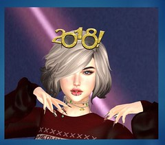 End of the year -gifts (♥JadeTiger (ruby022)♥) Tags: azdesign eyes glasses gifts okinawa winter fest posevent second life fashion envious boatam