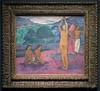 2017/12/24 16h14 Paul Gauguin, «L'Invocation» (1903), exposition «Gauguin. L'Alchimiste» (Grand Palais) (Valéry Hugotte) Tags: 24105 gauguin grandpalais linvocation paris paulgauguin canon canon5d canon5dmarkiv exposition painting peinture tableau îledefrance france fr