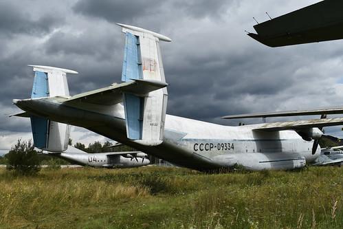 Antonov An-22 'CCCP-09334'