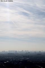 Paris Cityscape from Sacré-Coeur (Nicolay Abril) Tags: parvisdusacrécoeur basiliquedusacrécœur sacrécœur basiliquedusacrécœurdemontmartre sacrécœurdemontmartre buttemontmartre cityscape paisajeurbano urban city ville cité ciudad skyline horizont horizonte urbanscape paysageurbain cieloblu cieloazul cielbleu bluesky skyporn sky cielo ciel himmel cielblau clouds cloudporn nuages paris parís parigi france frankreich francia