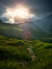 Lush (Teemu Kustila Photography) Tags: scotland landscape scenery beautiful lush valley green shadow light