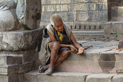 Bhaktapur - Nepal (Hobbyallradler) Tags: nepal tempel himalaya bhaktapur