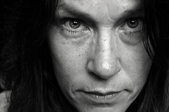 Melissa (Studio d'Xavier) Tags: melissa blackwhite bw portrait strobist