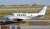 N3532 LMML 18-12-2017 (Burmarrad (Mark) Camenzuli) Tags: airline private aircraft beechcraft b100 king air registration n3532 cn be31 lmml 18122017