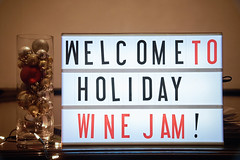 iYellow Holiday Wine Jam 2017