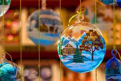 MERRY CHRISTMAS AND A HAPPY NEW YEAR!!! (Janos Kertesz) Tags: christmas ball decoration red celebration holiday december winter background ornament season gold bauble weihnachten weihnachtsmarkt weihnachtskugel weihnachtszeit
