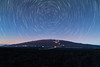 Mauna Kea Star Trails (Raiatea Arcuri) Tags: maunakea hawaii bigisland startrails northstar polaris snow maunaloa maui saddleroad
