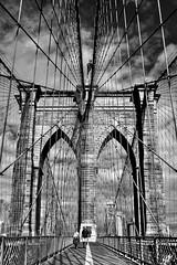 Brooklyn Bridge III (ipadzwochris) Tags: streetphotography street manhattan bridges city architecture view walk travel brooklynbridge brooklyn newyorkcity nyc ny newyork