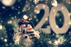 Twenty and a snowman (pierfrancescacasadio) Tags: avvento dicembre2017 christmas christmasiscoming 20 50mm snowman 19122017img003612
