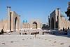 Registan (YuriZhuck) Tags: uzbekistan samarkand registan square architecture madrasah madrassah religion islam landmark