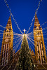 Christmas in Szeged (gaabor66) Tags: nikon d3100 szeged dóm
