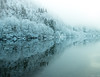 Winter in Norway (Morten T.) Tags: winter norway norge snow water mirror canon canoneos80d canonphoto