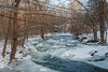 H i g h V o l t a g e (Chris Robinson Photography) Tags: highvoltage streams frozenwater winter sigma35mmf14 weather newyear rochesternewyork parks winternature treeseverywhere snow coldoutside outdoorphotography