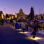 Victoria Inner Harbour at Christmas 2017 thumbnail