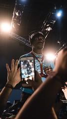 Merry Christmas 🎄 Lil Uzi Vert photographed by me (_Acesito05) Tags: a7s a7 sony film 50mm vintage portrait artist rap venue rave concert liluzi liluzivert