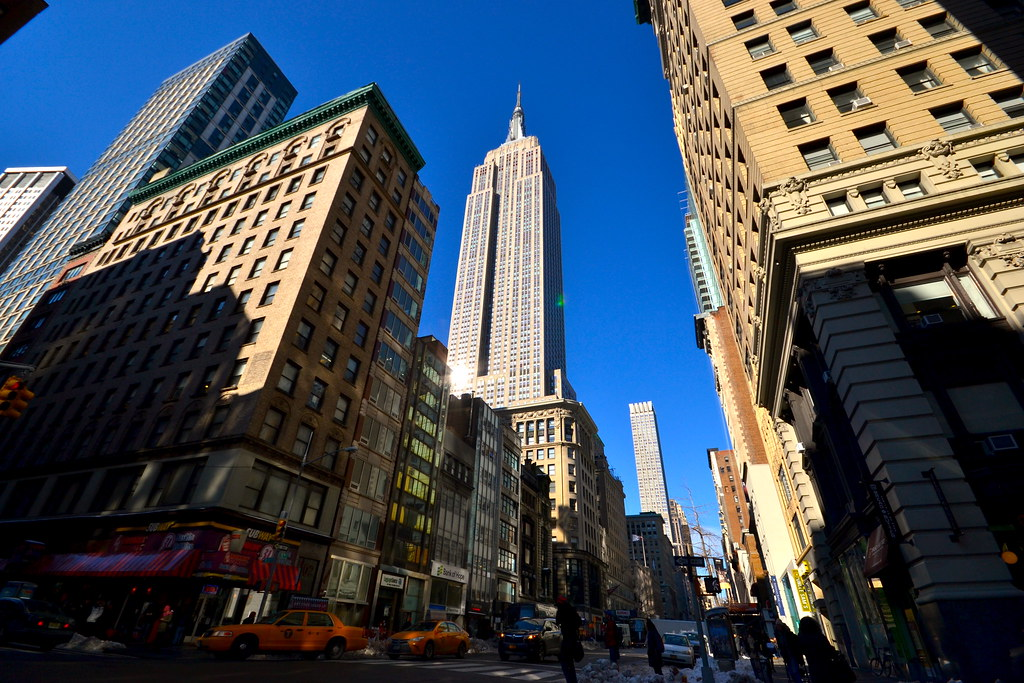 0a4bf2fc23 Empire State  NYC legacy (nbalsaleh) Tags  nyc new york city landscape  buildings