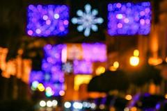 Bokeh (arapaci67) Tags: bokeh navidad pueblo fiestas canon villanuevadelareina jaen españa