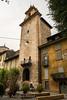 Piazza Lorenzo Mascheroni, Bergamo (Jose Antonio Abad) Tags: joséantonioabad monumentos arquitectura jardín torre pública italia lombardía paisajeurbano bergamo it
