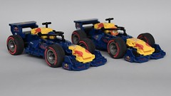 RB 14 2018 Lego Red Bull Racing Speed champions style MOC / START BRICKING (Start Bricking) Tags: redbull red bull f1 formula 1 max verstappen daniel ricciardo