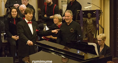 Christmas Concert at St. Marks (rumimume) Tags: potd rumimume 2017 niagara ontario canada notl church christmas holiday concert sing music photo canon 80d choral