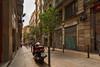 Carrer de Cervantes (pxls.jpg) Tags: barcelona tokina1116f28 canon50d catalunya spain es