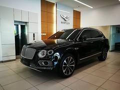 Bentley Bentayga (A. Wee) Tags: bentley bentayga suv