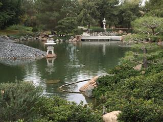 Japanese Friendship Garden of Phoenix, Arizona - RO HO EN