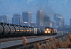 Winter Blues (jamesbelmont) Tags: unionpacific saltlakecity utah northyard mrohk ge es44ac railway