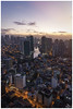 Manila Sunrise (Dani Carmona) Tags: manila philippines sunrise skyscrapper city lights sky asia river canonflickraward