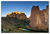 Smith Rock (msankar4) Tags: bend oregon or smithrock sparkslake statepark oregonstatepark sunrise sunset hdr beautiful colors vivid msankar sankarraman sankarramanphotography portlandphotographer photographer photography