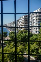 Besichtigung des Weißen Turmes (PWeigand) Tags: chalkidiki thessaloniki weiserturm θεσσαλονίκη decentralizedadministrationof griechenland decentralizedadministrationofmacedoniaandthrace