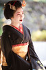 Maiko_20171105_81_14 (Maiko & Geiko) Tags: seiraiin temple koume kyoto maiko 20171105 舞妓 西来院 小梅 京都 mitsuhikosato