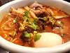this ramen was well-earned (n.a.) Tags: santouka ramen japanese tonkotsu pork cheek fungus menma noodle soup bone broth bowl noodles food vancouver bc canada