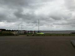 Bork Havn (Aleksandr Zykov) Tags: jutland denmark borkhavn lake boats